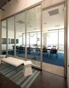 办公室铝合金门窗安装注意事项