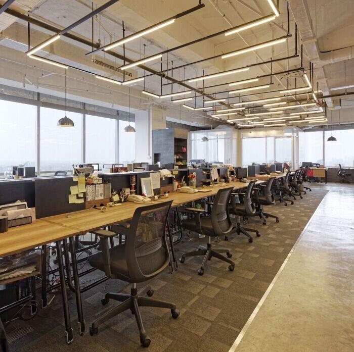 辦公室哲學的創新元素設計