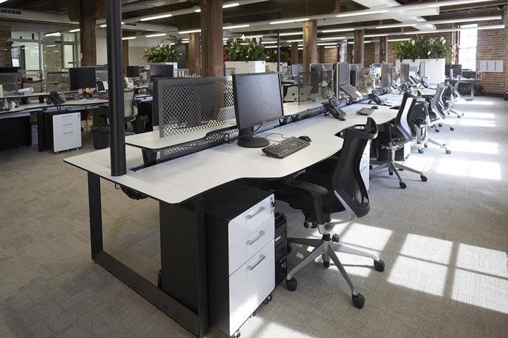 办公家具与室内环境设计兼容并蓄