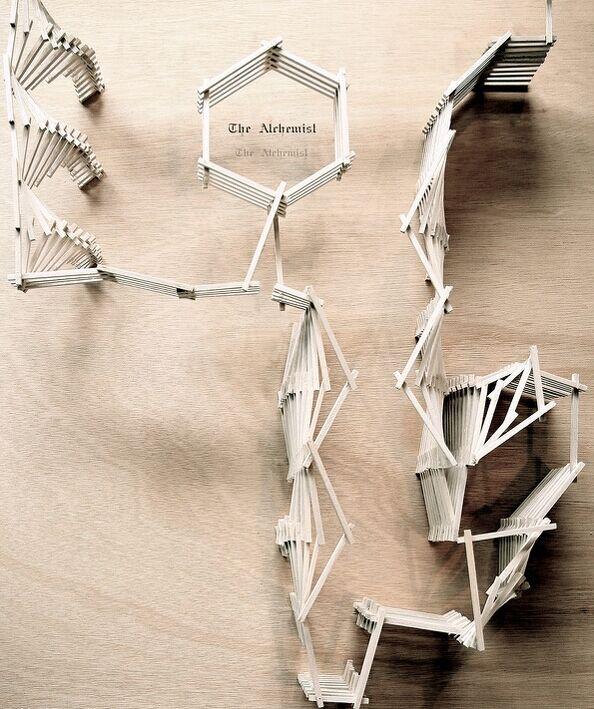 办公室装饰品回收件利用设计
