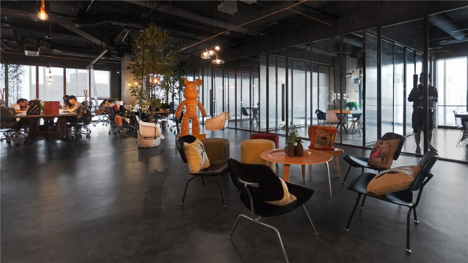 优化个性化需求办公室功能空间装修