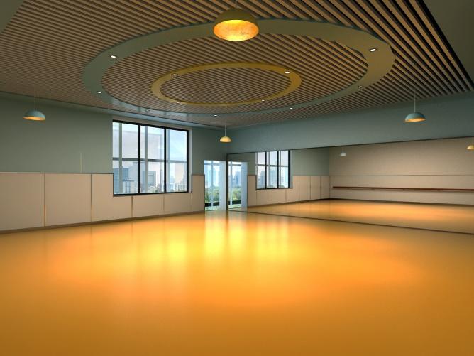 办公室装修 工程案例 总部   现代时尚儿童艺术培训中心设计,以现代时