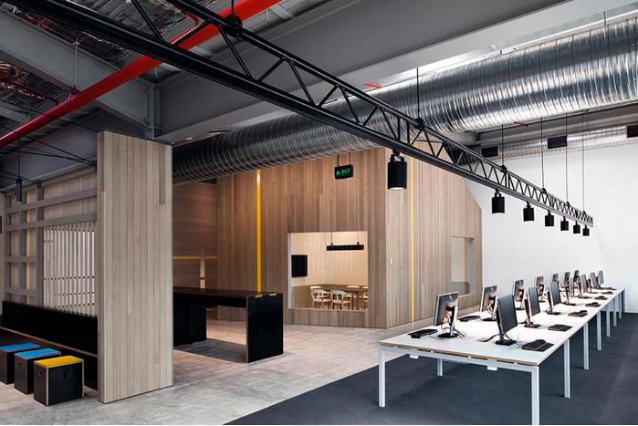 办公室设计营造健康工作环境