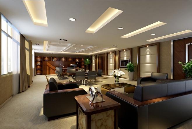 20000平方現代辦公室裝修