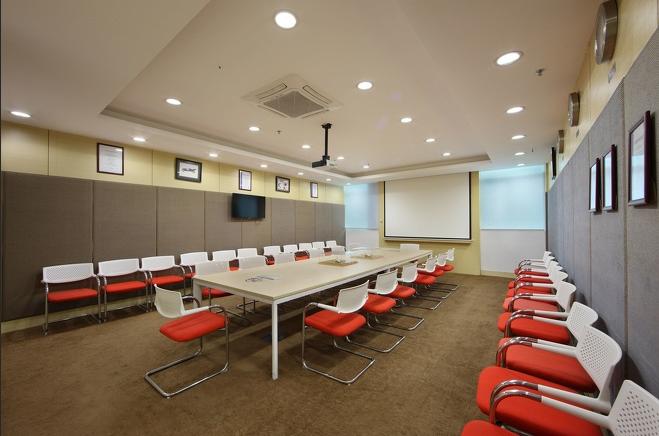 外企科技公司kk-tech办公室设计图片
