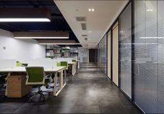 办公室概念性设计语言