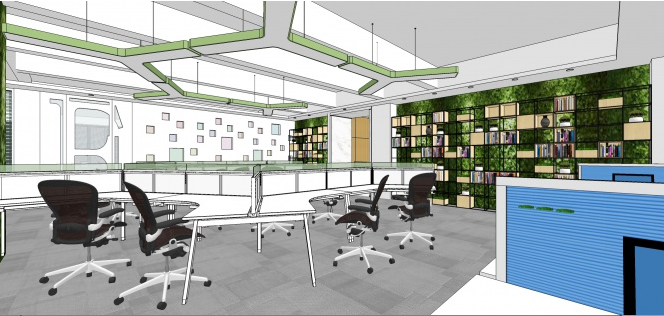 电商企业公司办公室装修,鉴于电商企业的特殊性,设计师在空间上多用魔术化板块的处理手法,使空间可以最大限度的发挥它的价值,诸如茶水间可同时具备临时洽谈、办公小憩、特殊群体夜间加班的空间,洽谈室亦可做小型会议室、休息区等,公共办公区的顶部走线供电亦可使办公台灵活摆布,满足不同部门的各种需求。在办公室装饰上设计师多以大面积色块的处理手法,立足于满足功能的基础上选用造价低,施工便捷的形式,在较短的时间借点内打造有地标性的电商产业孵化机构。  电商企业公司办公室装修  电商企业公司办公室装修  电商企业公司办公室装