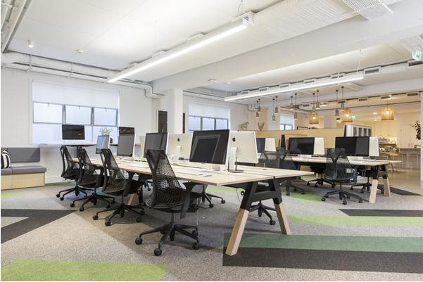 """办公室设计概念""""未来的工作场所"""""""