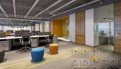 大面积办公室设计方案