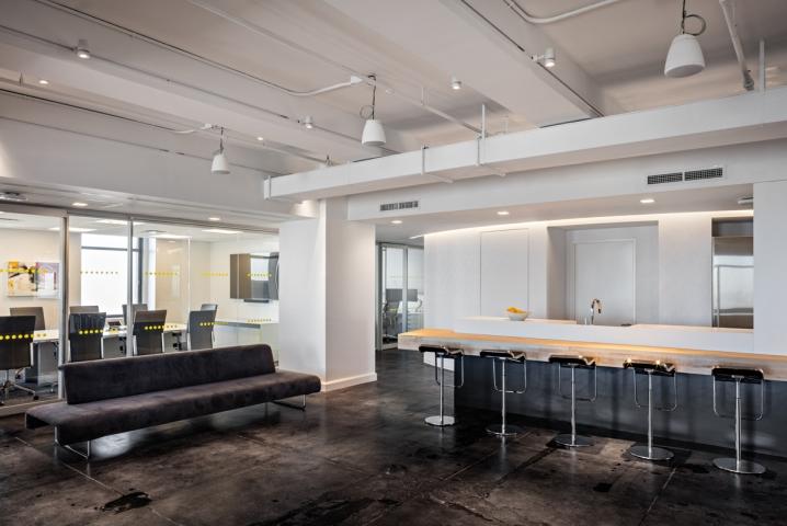 麦格纳上海办公室装修