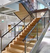 办公楼楼梯装修效果图