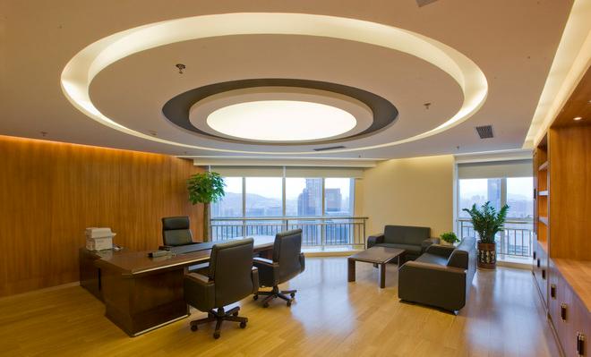 物流公司办公室装修效果图