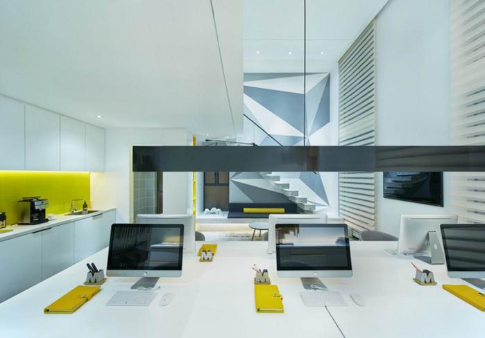 层高5mloft办公室设计