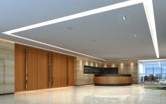 上海之江生物科技公司办公室装修