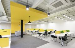 2500平米商务办公室装