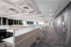 ARM科技公司办公室装修