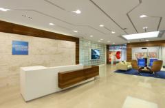 金融公司办公室设计案
