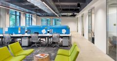 办公室设计建筑语言和