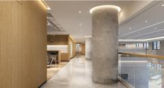 制药企业办公楼装修案