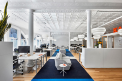 L形LOFT办公空间设计