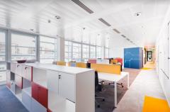 贷款机构办公室装修效