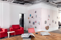 阳狮公司办公室设计方案