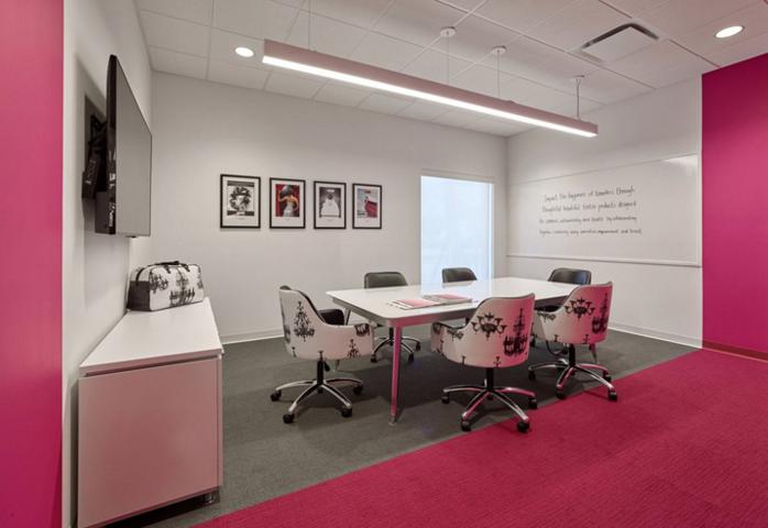 纺织集团公司办公室装修