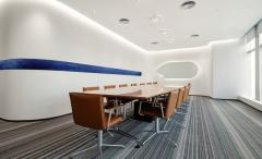 皮革公司办公室装修案例