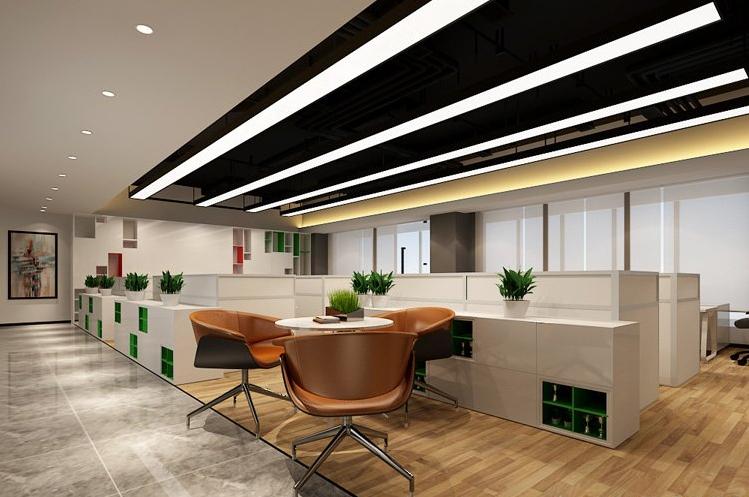 永腾大厦生物制品公司办公室装修