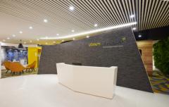 安布思沛营销公司办公室设计