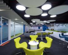 NICE软件公司办公室设