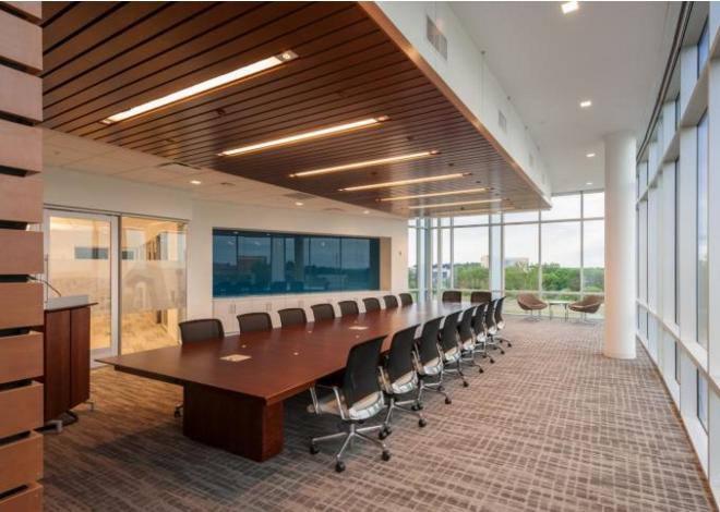 规划设计院办公室设计方案