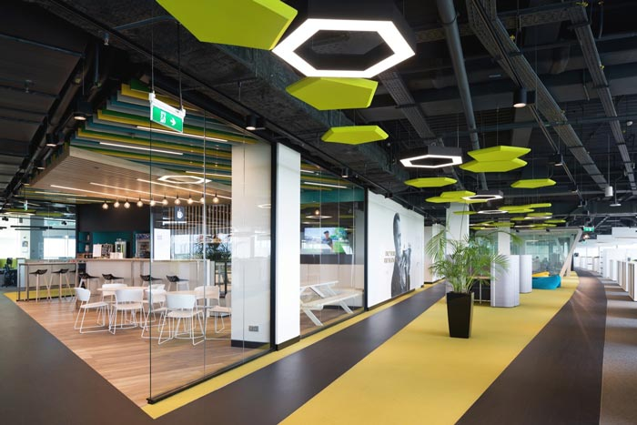 户外用品公司办公室设计