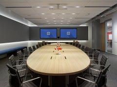 外资公司大面积办公室