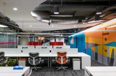 办公室设计多元化城市