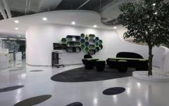 办公室装修空间合理规
