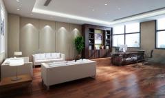 和记黄埔医药(上海)公司办公室设计