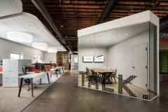 办公室设计协作式空间